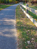 Roanoke Valley Greenway Stock Photography