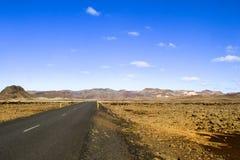 Roard de Islândia Imagem de Stock