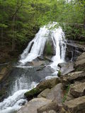 Roaring Run Waterfall, Eagle Rock, VA Stock Image