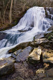 Roaring Run Waterfall   4, Eagle Rock, VA Royalty Free Stock Photo