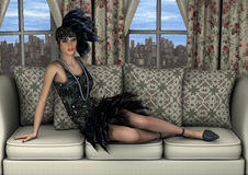 Roaring Twenties Stock Photos