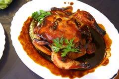Roasr chicken Stock Photo