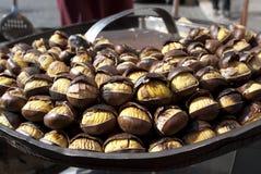 roast κάστανων Στοκ φωτογραφίες με δικαίωμα ελεύθερης χρήσης