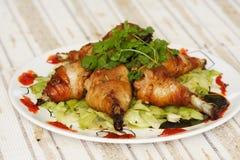 roast κοτόπουλου Στοκ εικόνα με δικαίωμα ελεύθερης χρήσης