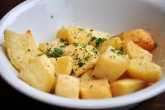 roast πατατών μουστάρδας Στοκ φωτογραφία με δικαίωμα ελεύθερης χρήσης