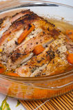 Roast του ζαμπόν χοιρινού κρέατος στοκ εικόνες με δικαίωμα ελεύθερης χρήσης