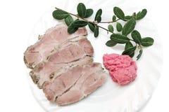 roast χοιρινού κρέατος κρέατο& Στοκ Εικόνες