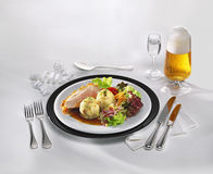 roast χοιρινού κρέατος Στοκ εικόνες με δικαίωμα ελεύθερης χρήσης