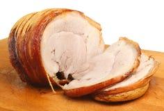 κοινό roast χοιρινού κρέατος Στοκ Εικόνες