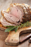Roast beef Stock Photography