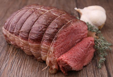 Roast beef Royalty Free Stock Photos