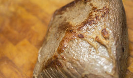 Roast  beef braised Royalty Free Stock Image