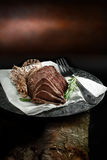 Roast Beef 5 stock photo