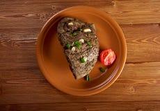 Roast beef farm-style Royalty Free Stock Photography