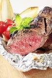Roast beef fillet Royalty Free Stock Photo