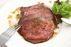 Roast beef Royalty Free Stock Images