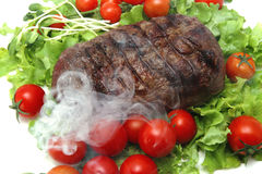 Roast beef meat Royalty Free Stock Photo
