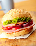 Roast Beef Sandwich Stock Images