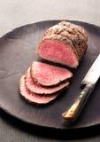 Roast beef. See series. Stock Image