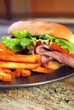 Roast Beef Sub Stock Image