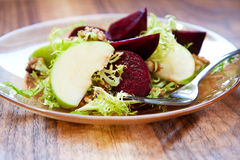 Roast Beet and Apple Salad Stock Images