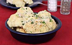 Roast Cauliflower Stock Image