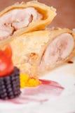 Roast Chiken Stock Image