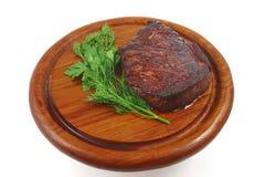 Roast cutlet Stock Photography