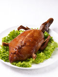 Roast Duck Stock Image