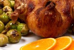 Roast duck Royalty Free Stock Photos