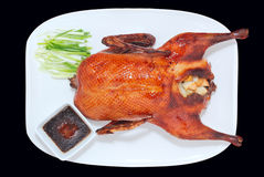 Roast duck Stock Images