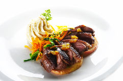 Roast duck Royalty Free Stock Photos