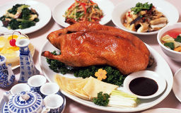 Roast duck Royalty Free Stock Photography