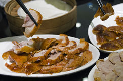 Roast duck Stock Images