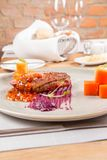 Roast duck breast Royalty Free Stock Photography