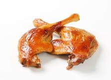 Roast duck legs Royalty Free Stock Image