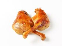 Roast duck legs Royalty Free Stock Photos