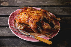 Roast duck Stock Photography
