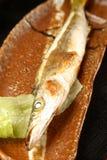 Roast fish Royalty Free Stock Images