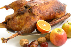 Roast goose Royalty Free Stock Images