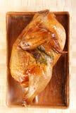 Roast Half Chicken Stock Images