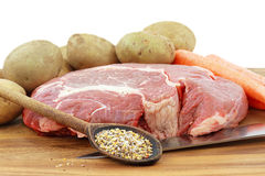 Roast and Ingredients Stock Photos