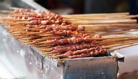 Roast lamb Kebab Stock Photos