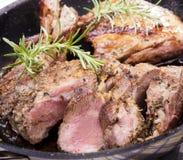 Roast Lamb Royalty Free Stock Photos