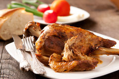 Roast Leg of Lamb Stock Images