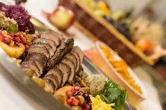 Roast meat Royalty Free Stock Image