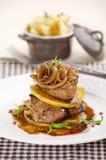 Roast meat Royalty Free Stock Photos