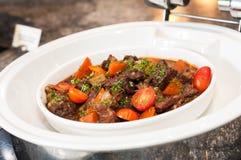 Roast mutton Royalty Free Stock Image