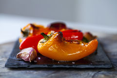 Roast  pepper Royalty Free Stock Image