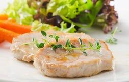 Roast pork Royalty Free Stock Images